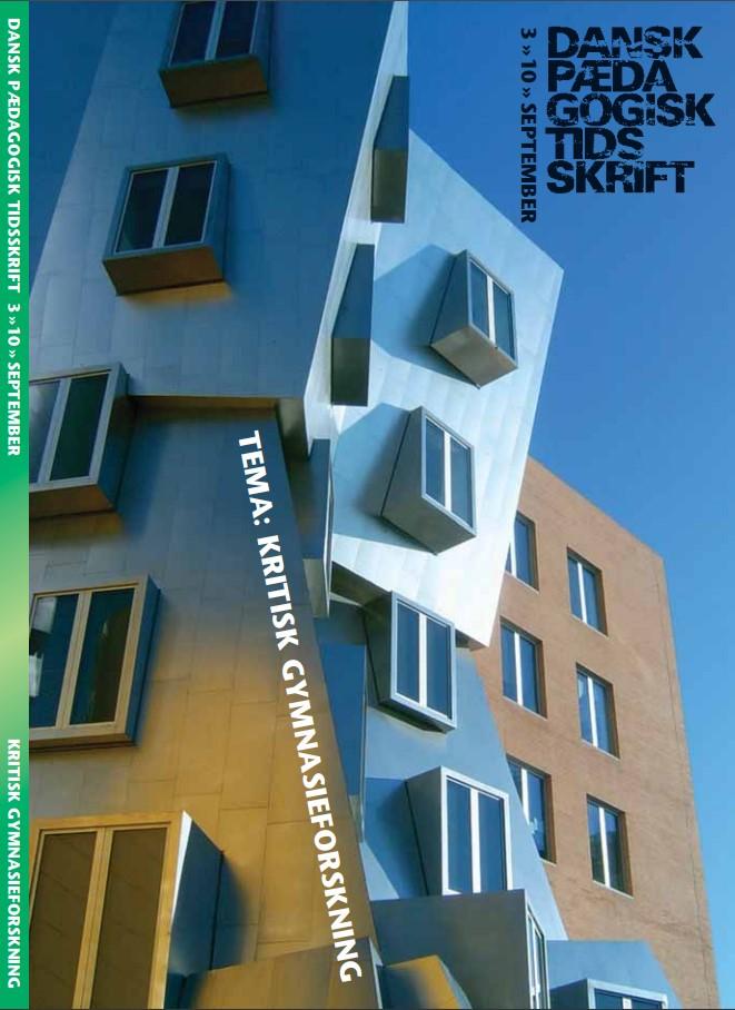 Temanumre - Dansk pædagogisk Tidsskrift 35