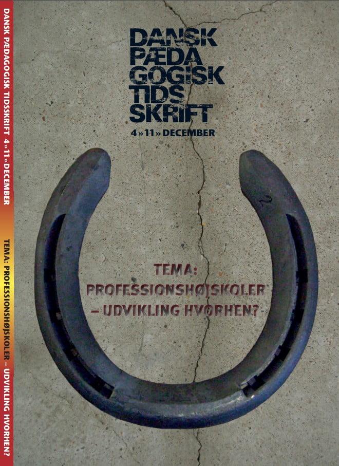 Temanumre - Dansk pædagogisk Tidsskrift 30