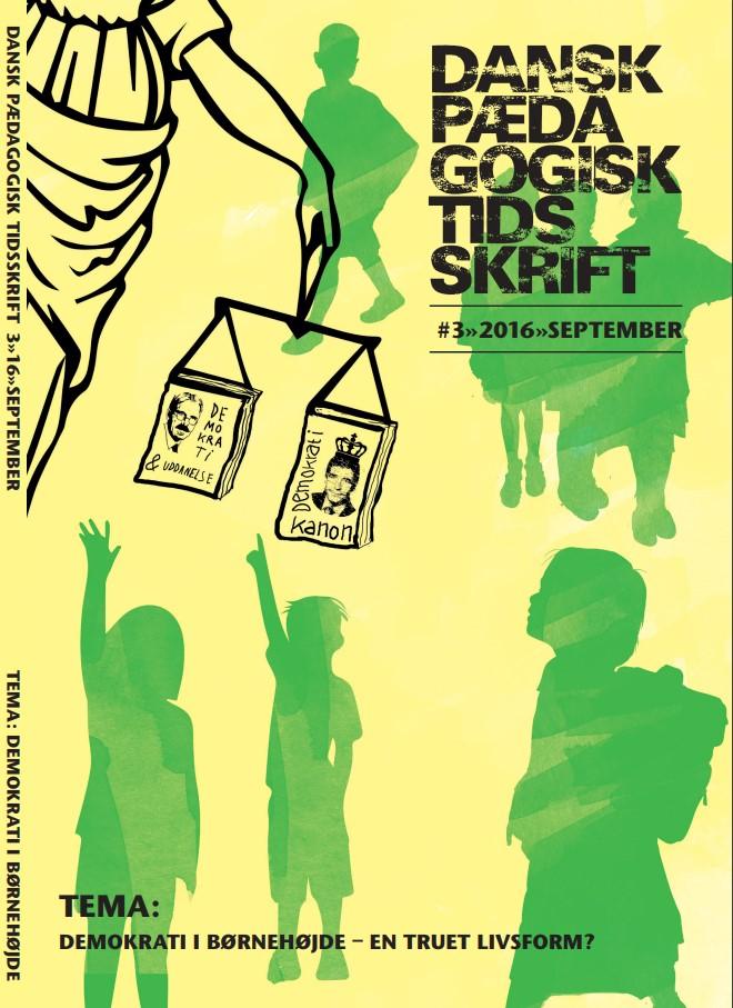 Temanumre - Dansk pædagogisk Tidsskrift 13