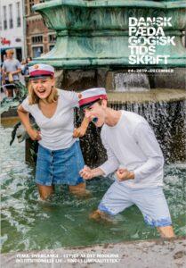 Dansk pædagogisk Tidsskrift 2019 4 - forsiden