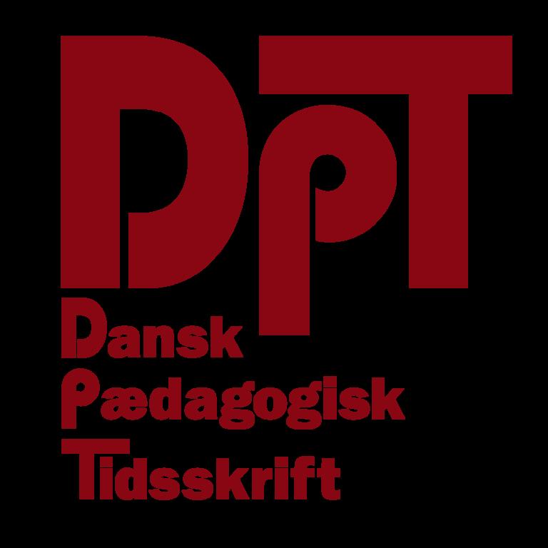 Dansk pædagogisk Tidskrift logo