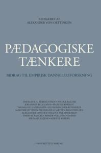 Pædagogiske tænkere - bogforside