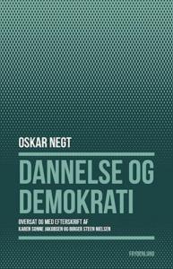 Dannelse og demokrati (forside)